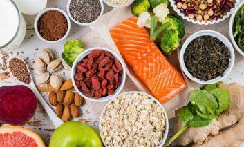 مواد مغذی برای تقویت رژیم غذایی سالم