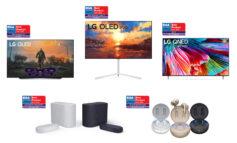 جایزه یک دهه نوآوری در تلویزیون برای LG OLED در جوایز EISA 2021