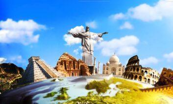 هفت عجایب جدید جهان