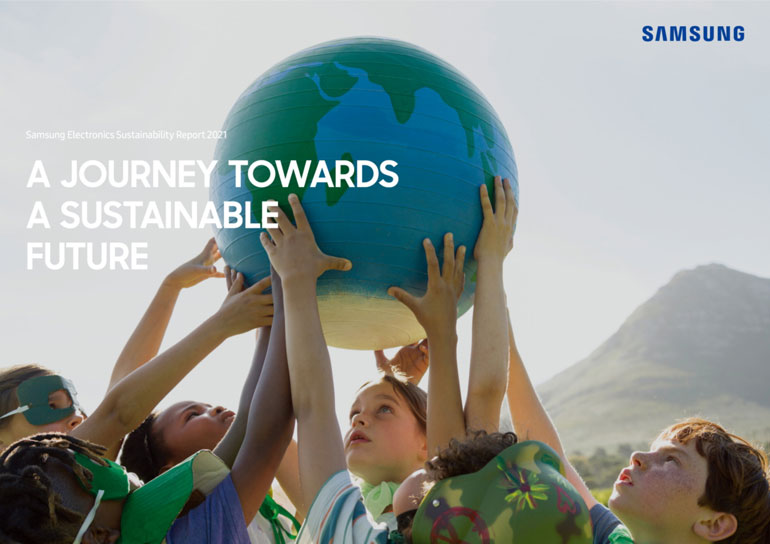 نگاهی به گزارش عملکرد ۲۰۲۱ سامسونگ در حوزه محیط زیست