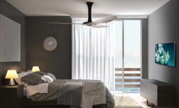 تلویزیونهای هوشمند الجی برای اتاق خواب کشتی و کابین خدمه