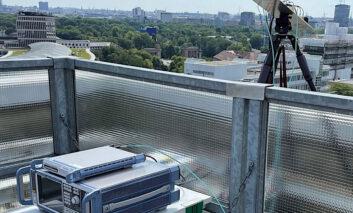 ثبت رکورد باند 6G THz برای الجی
