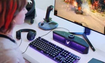بلندگوی جدید UltraGear Gaming الجی