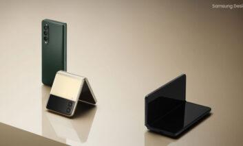 نگاهی به طراحی گلکسی Z Fold 3 و Z Flip 3 سامسونگ