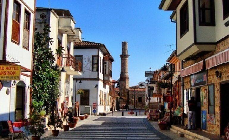 مناطق و محله های آنتالیا برای شهرگردها