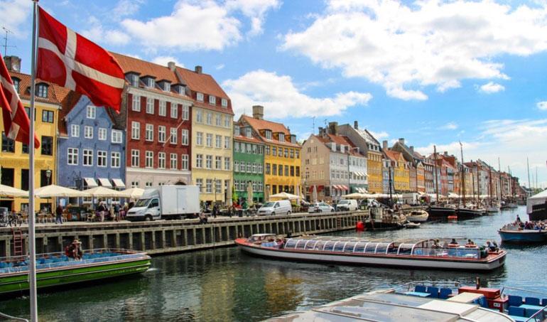 ۷ جاذبه گردشگری دانمارک