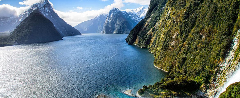 جاذبههای گردشگری نیوزیلند