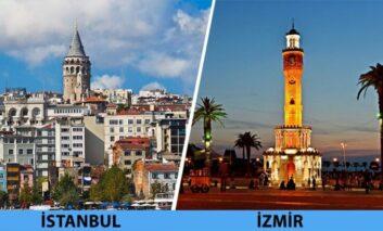 ازمیر و استانبول؛ دو مقصد جذاب برای خرید خانه در ترکیه