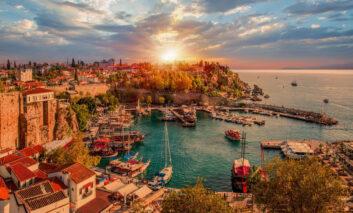 جاذبههای گردشگری آنتالیا ترکیه