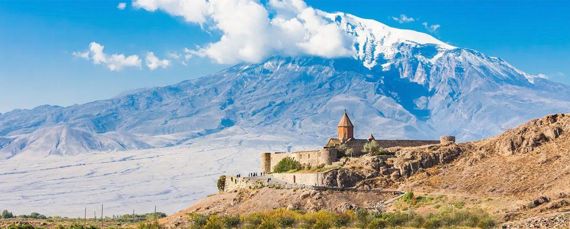 بهترین جاذبههای گردشگری کشور ارمنستان