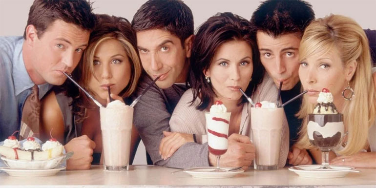 Friends (1994-2004) - Stream On HBO Max
