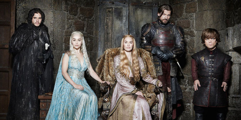 Game Of Thrones (2011-2019) - Stream On HBO Max