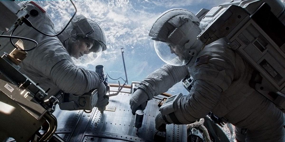 Gravity (2013) - 5 Stars