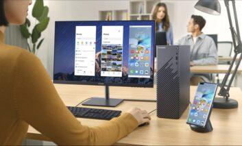 نسل جدید کامپیوترهای رومیزی هواوی MateStation S معرفی شد