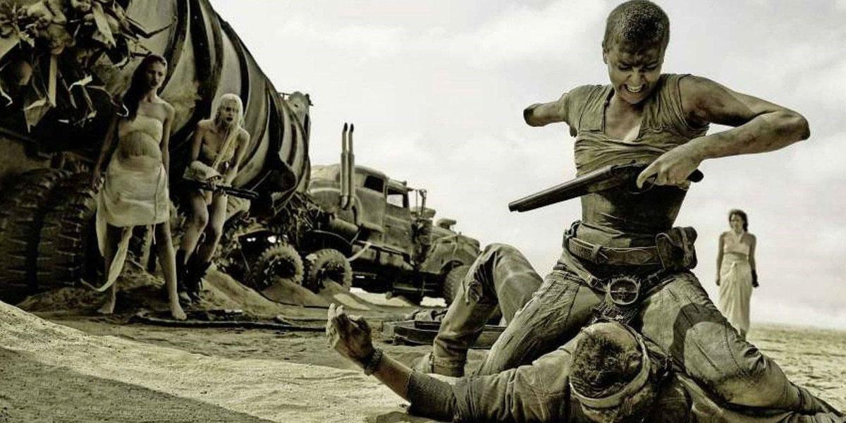 Mad Max: Fury Road (2015) - 4.5 Stars