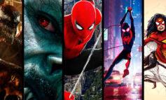 تمام فیلمهای دنیای مرد عنکبوتی در آینده