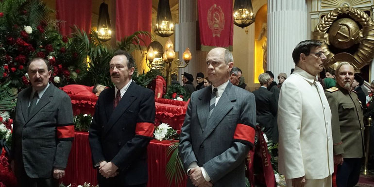 The Death Of Stalin (2017) - 7.2