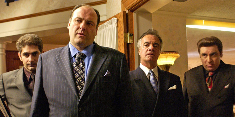 The Sopranos (1999-2007) - Stream On HBO Max