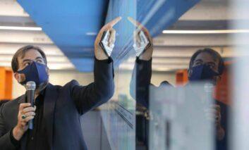بازدید اعضای حقیقی شورایعالی فضای مجازی از مرکز مانیتورینگ پلتفرمهای دیجیتال همراه اول