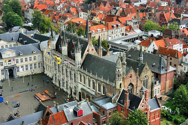 Basilica of the Holy Blood, Bruges