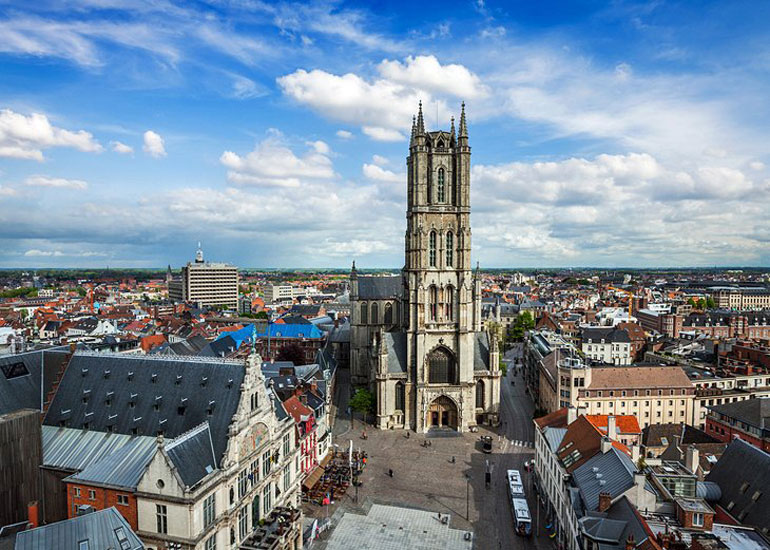 Cathedral of Saint Bavo, Ghent