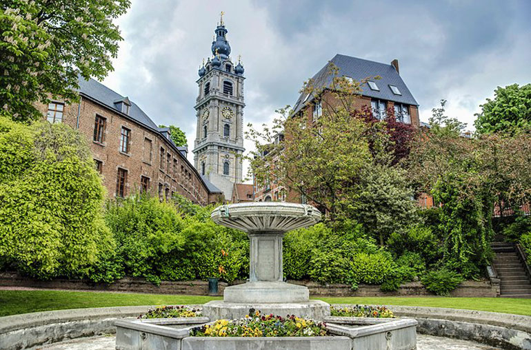 Mons Old Town