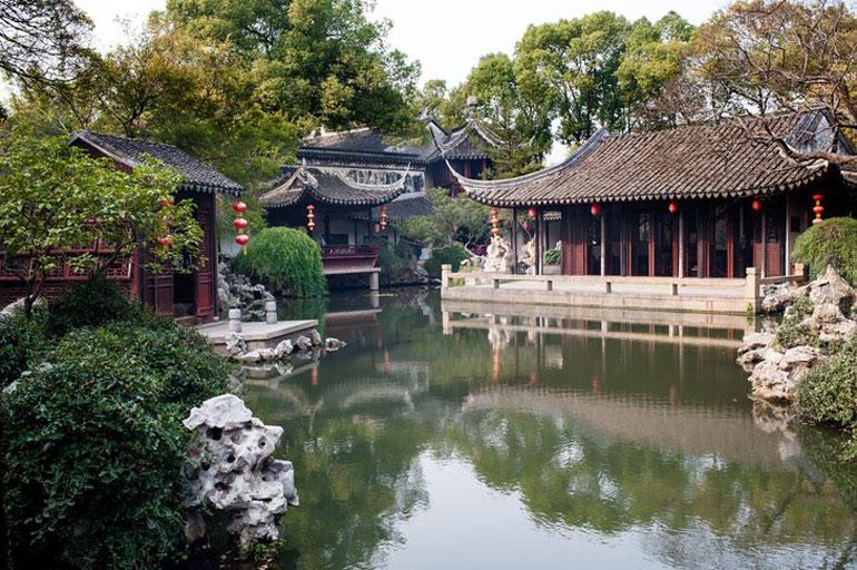 The Classical Gardens of Suzhou
