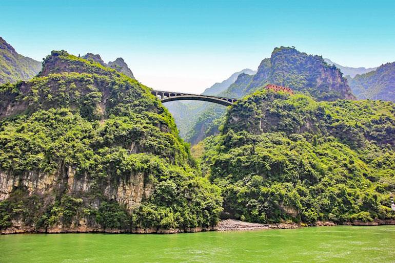 Xiling Gorge, Yangtze River