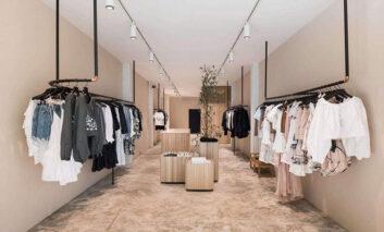 اصول طراحی دکور مغازه پوشاک (واجب برای فروشندگان پوشاک)