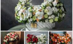 سبد گل مجلسی و زیبا؛ انتخابی که نشان از شخصیت فرد دارد