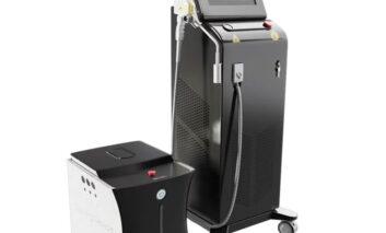 آشنایی با انواع دستگاه لیزر تیتانیوم ،  پلاتینیوم و دایود الکس