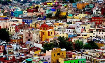 رنگارنگترین شهرهای دنیا