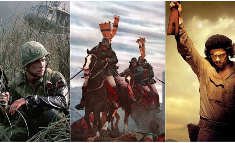 ۱۰ فیلم جنگی شاهکار که باید دید