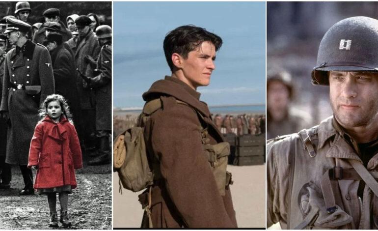 بهترین فیلمها در مورد جنگ جهانی دوم