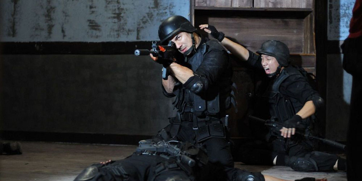 The Raid: Redemption (2011) - 5 Stars