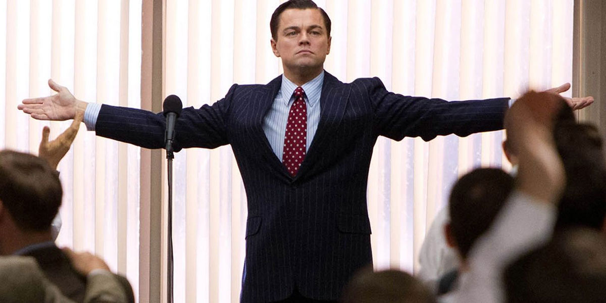 The Wolf Of Wall Street (2013) - 5 Stars
