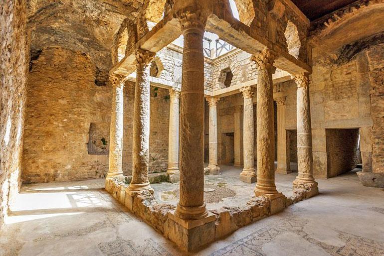 Bulla Regia ruins
