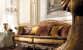 معرفی انواع مبل کلاسیک محبوب در دنیا همراه با تولیدی مبل زیتون