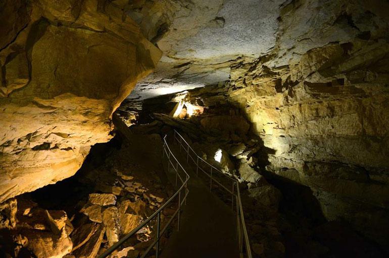 Lockport Cave, New York