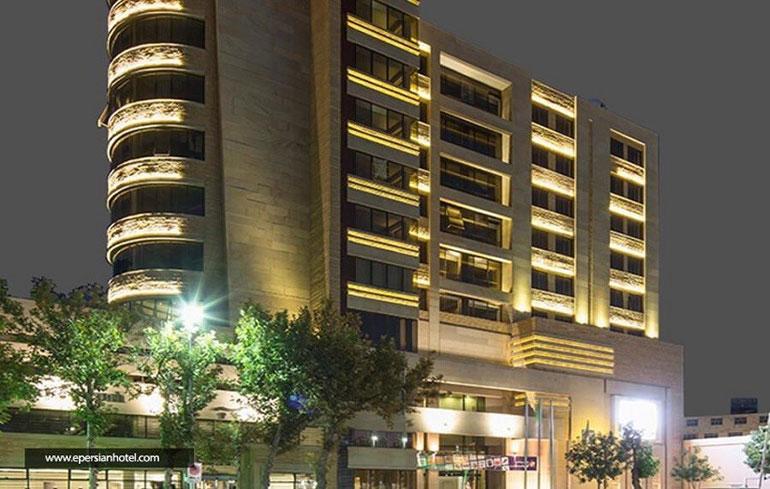 هتل آرمیتاژ مشهد نزدیک به بیمارستان حضرت زینب مشهد