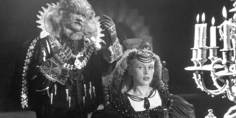 LA BELLE ET LA BÊTE (1946)