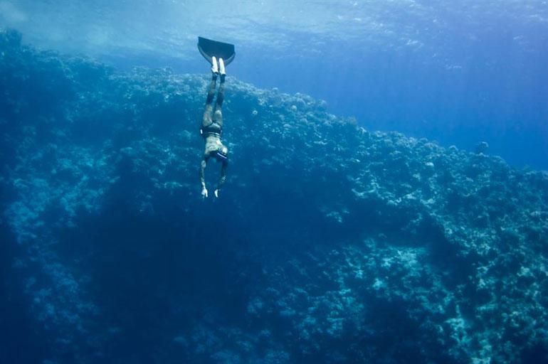 Blue Hole, Egypt