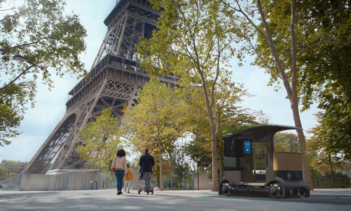 آینده حمل و نقل شهری با همکاری سیتروئن