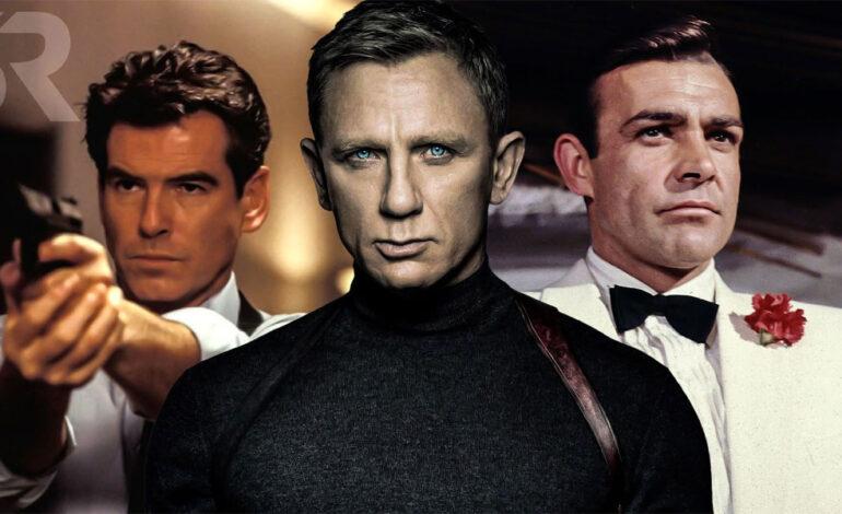 رتبهبندی تمام فیلمهای جیمز باند – بخش اول