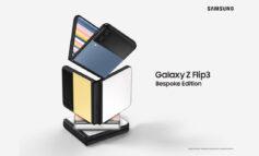 معرفی گلکسی Z Flip3 Bespoke Edition سامسونگ