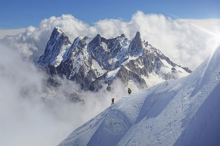 Mont Blanc, France/Italy