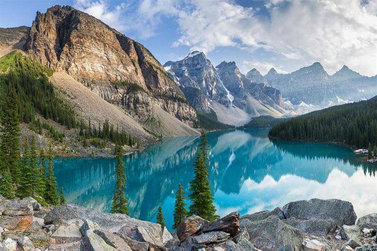 The Canadian Rockies, Canada
