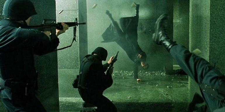 The Matrix (8.7)