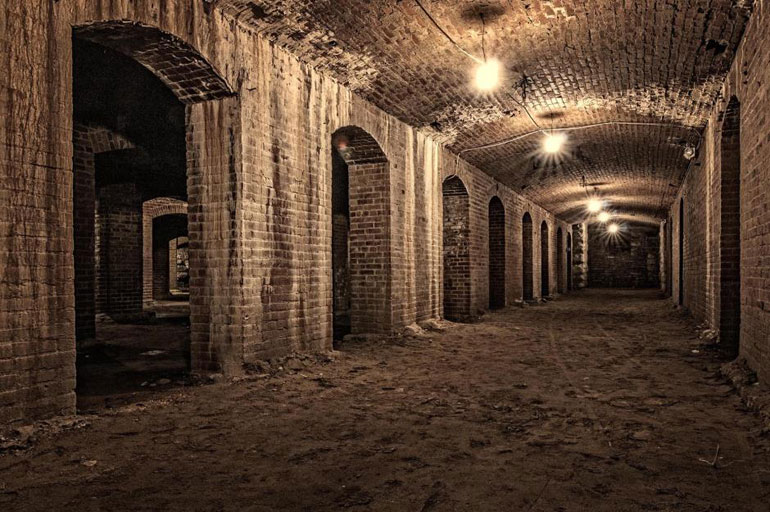 City Market Catacombs, Indiana