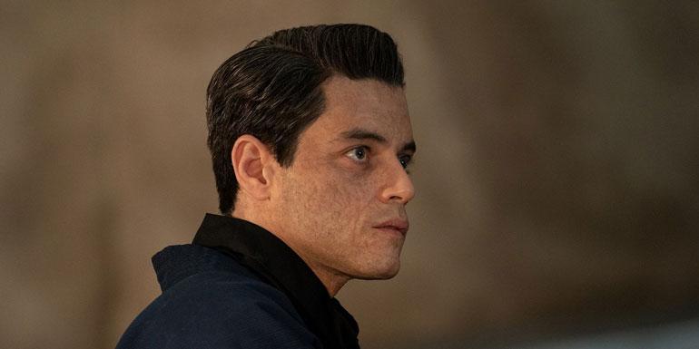 Rami Malek in No Time to Die